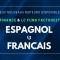 Nouveaux moteurs Espagnol <> Français disponibles sur Verto.